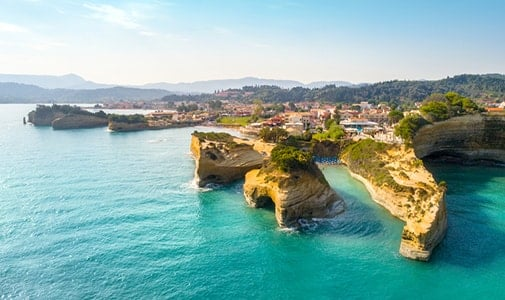 A Wedding, an Island, and an Accidental Expat in Corfu