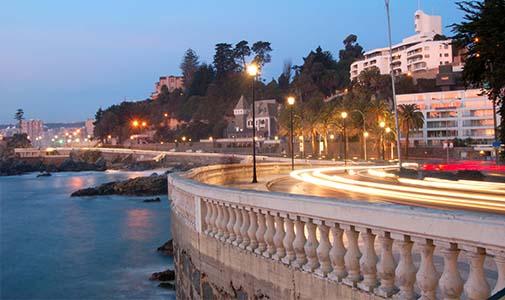 Trading Winter for Summer in Coastal Viña del Mar