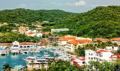 Huatulco: The Golden Coast at the End of the Rainbow