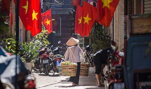 A Photographer's Happy Return to Old Saigon, to Stay