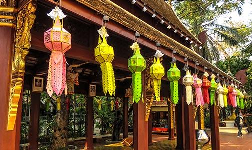 Hiking, Motorbiking, and Adventure: Life in Chiang Mai