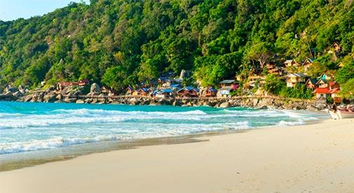 Koh Pha Ngan, Thailand
