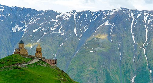 Wine, Culture, and Hiking in the Heart of the Caucasus