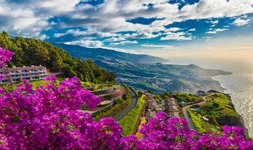 Indulgent Old World Luxury in Funchal, Madeira