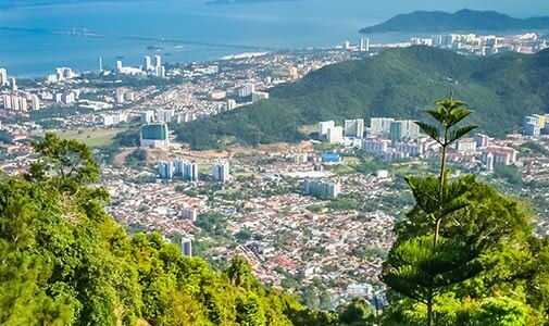 A Family Makes Time for Each Other in Penang