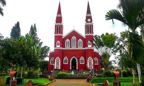 Central Valley, Costa Rica