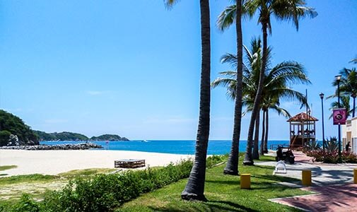 Escaping the Office for the Pristine Bays of Huatulco