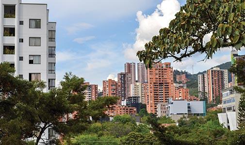 Savoring Culture, Comfort, and Outdoor Living in Leafy Medellín