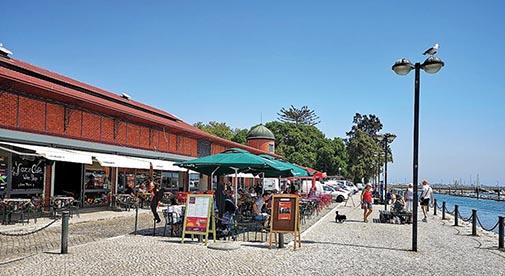 Healthier and Happier in an Algarve Resort Town