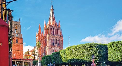 Why Saturday's My Favorite Day in San Miguel de Allende