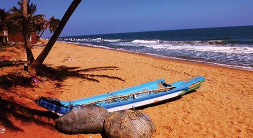 Seaside Elegance and Soft Landings in Pondicherry