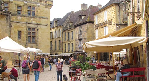 Living the French Dream in Sarlat-la-Canéda