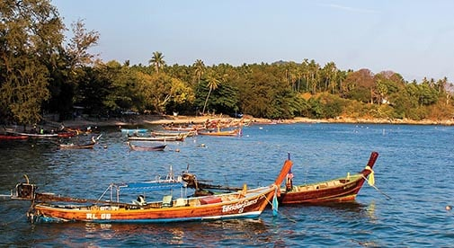 Thai Island Living: Just Another Day in Paradise