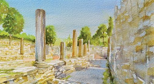 Discovering Croatia's Forgotten Roman City