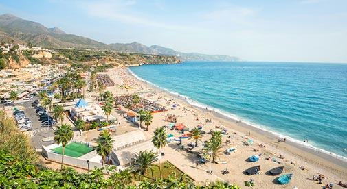 Costa del Sol, Spain