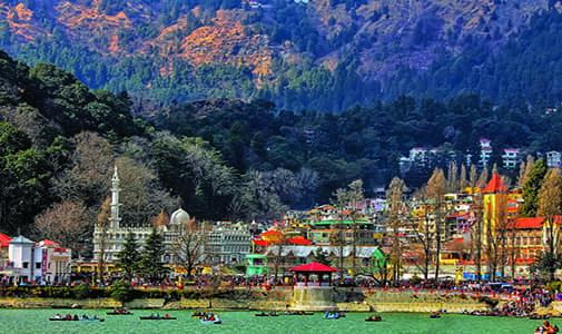An Alternative Retirement Beneath the Mighty Himalayas