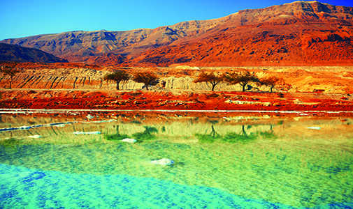 Beyond Petra: A Road Trip to the True Jewels of the East
