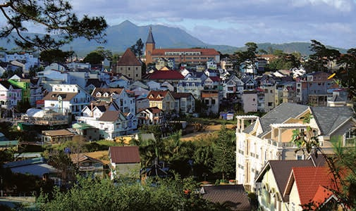 """""""I Was Tired of Asia's Heat, but Then I Found Dalat."""""""