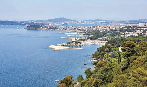 Discover the Brash Side of Provence in Toulon