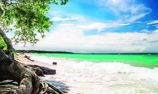 Playa Blanca—A Caribbean Beach the Brochures Missed