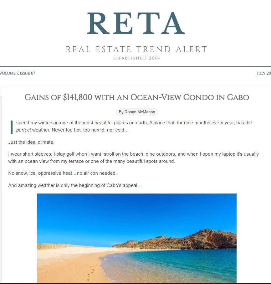 July 2021 – Get Your Cabo Deal Briefing (RETA ONLY)