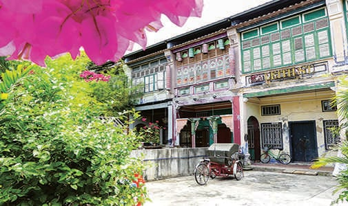 How an Expat Became a Movie Extra in Penang