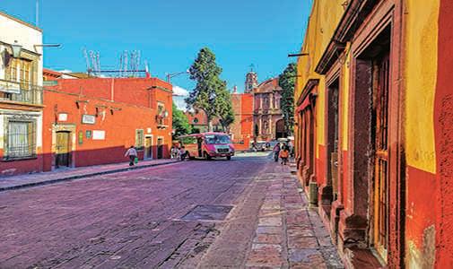 """For Us, it's Magical"" in San Miguel de Allende"