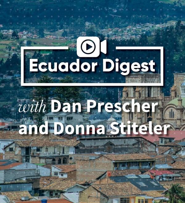 Ecuador Digest October 2021